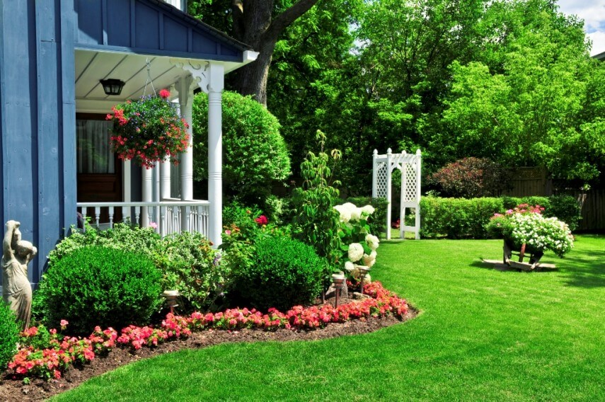Landscaping Designs For Front Of House In India - Garden ...